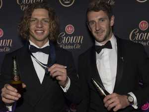 How Michael Barlow became the best Brownlow date ever