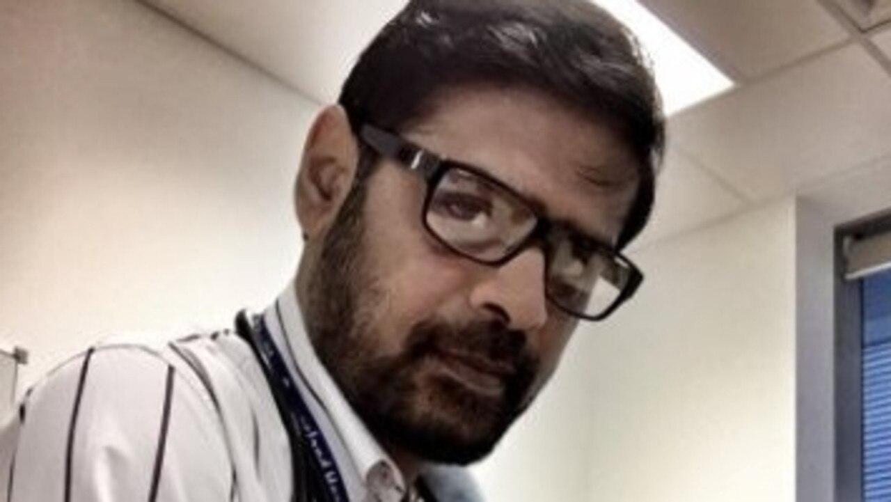 Dr Ramesh Durairaj, consultant stroke physician.