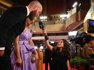 Brownlow 2019 | Little star Isla Roscrow steals red carpet