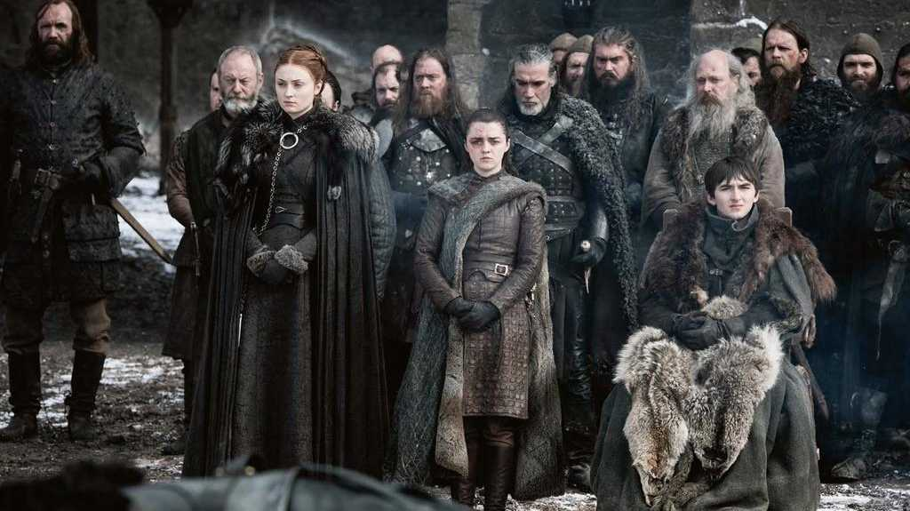 Game of Thrones final season left fans and critics underwhelmed but it still might sweep the Emmys. Picture: Supplied
