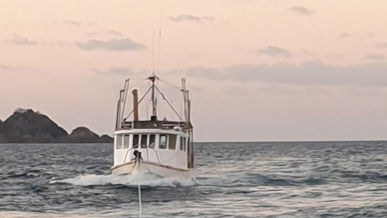 Yeppoon Coast Guard got a new rescue boat on the weekend which was involved in an eight hour rescue on Monday.