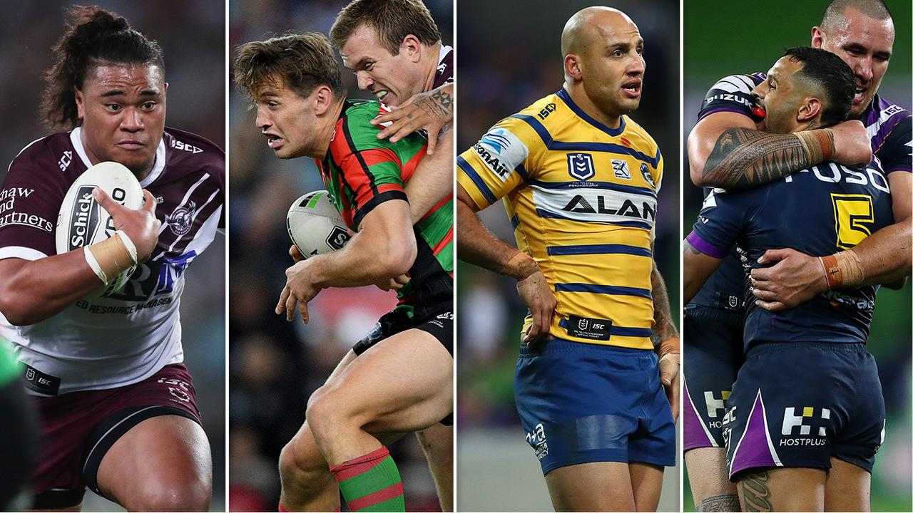 There were plenty of talking points from the NRL semi-finals.