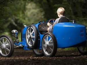 Bugatti's ridiculously expensive toy car