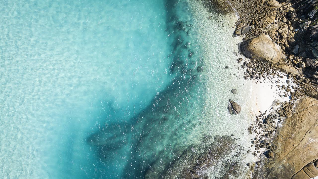 Perfect colours make Boyd Jackson's drone photography pop with intensity.