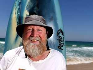 Surfing swim coach recalls a wilder, natural Coast