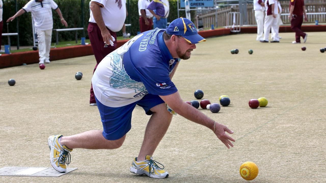 Bramble Bay Bowls club is hosting the State Titles. Michael Sorensen (gladstone) Picture: Chris Higgins