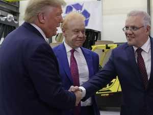 Trump has tremendous support: Morrison
