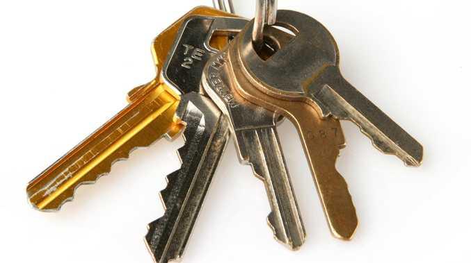 Keys a hot commodity in break-ins