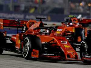 'It's not fair': Ferrari snubs young star