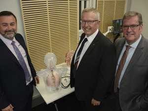 Health training facility opens at Baillie Henderson