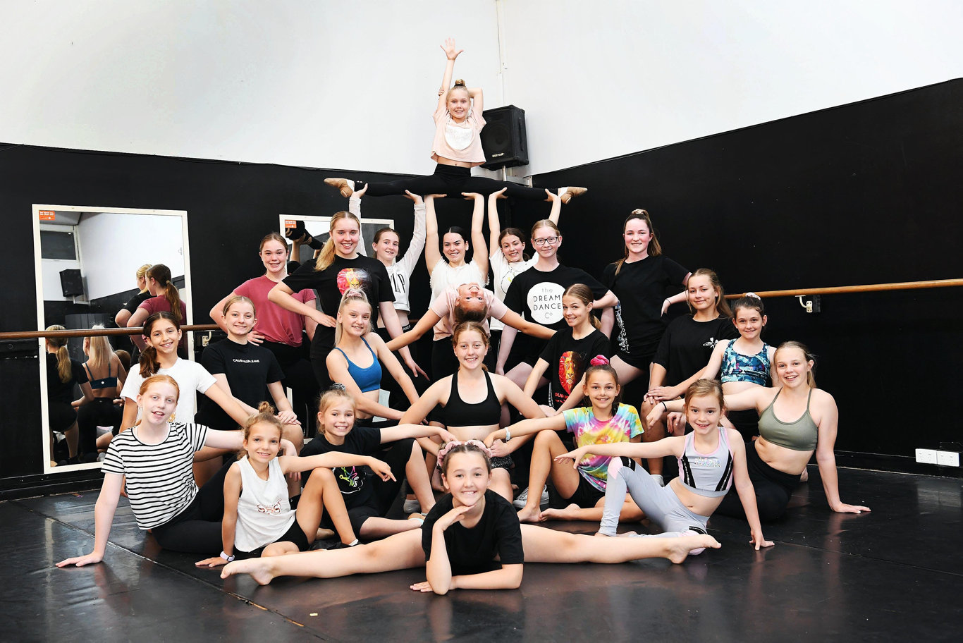 Dance championships - Hervey Bay Dance School students will be competing in the 2019 Get the Beat finals in Caloundra.