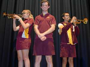 Students selected among Queensland's best musicians