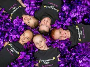 Dreamworld stage to showcase Gatton's upcoming dancers