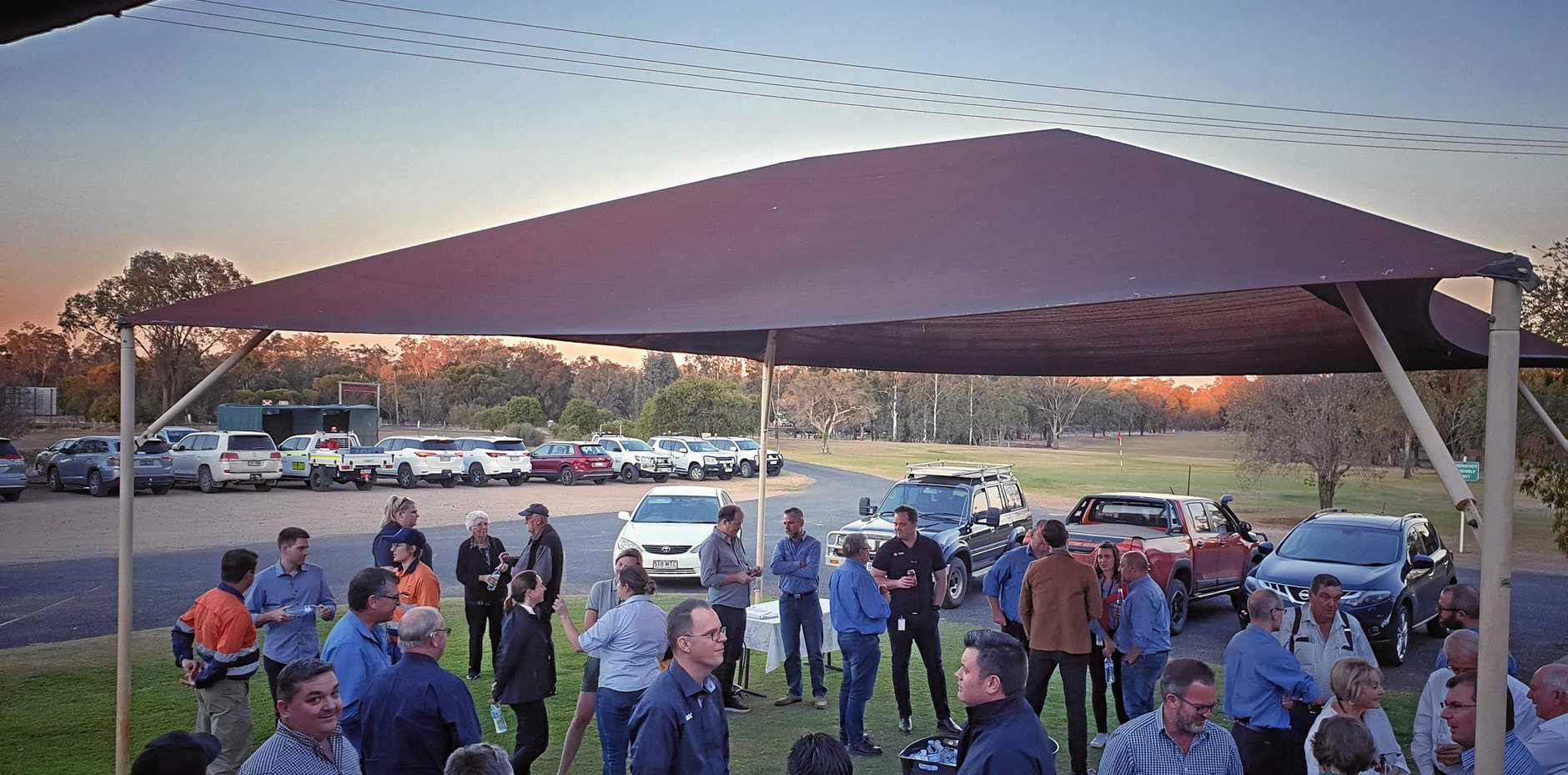 THANKYOU: APPEA say thank you to landowners and community by hosting family fun evening.
