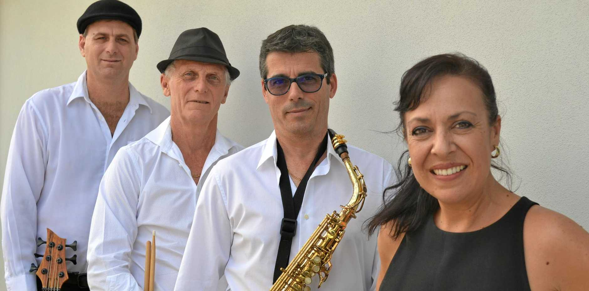 MOVE AND GROOVE: Coming to the Hervey Bay RSL is popular Sunny Coast jazz and blues band Girl Friday.