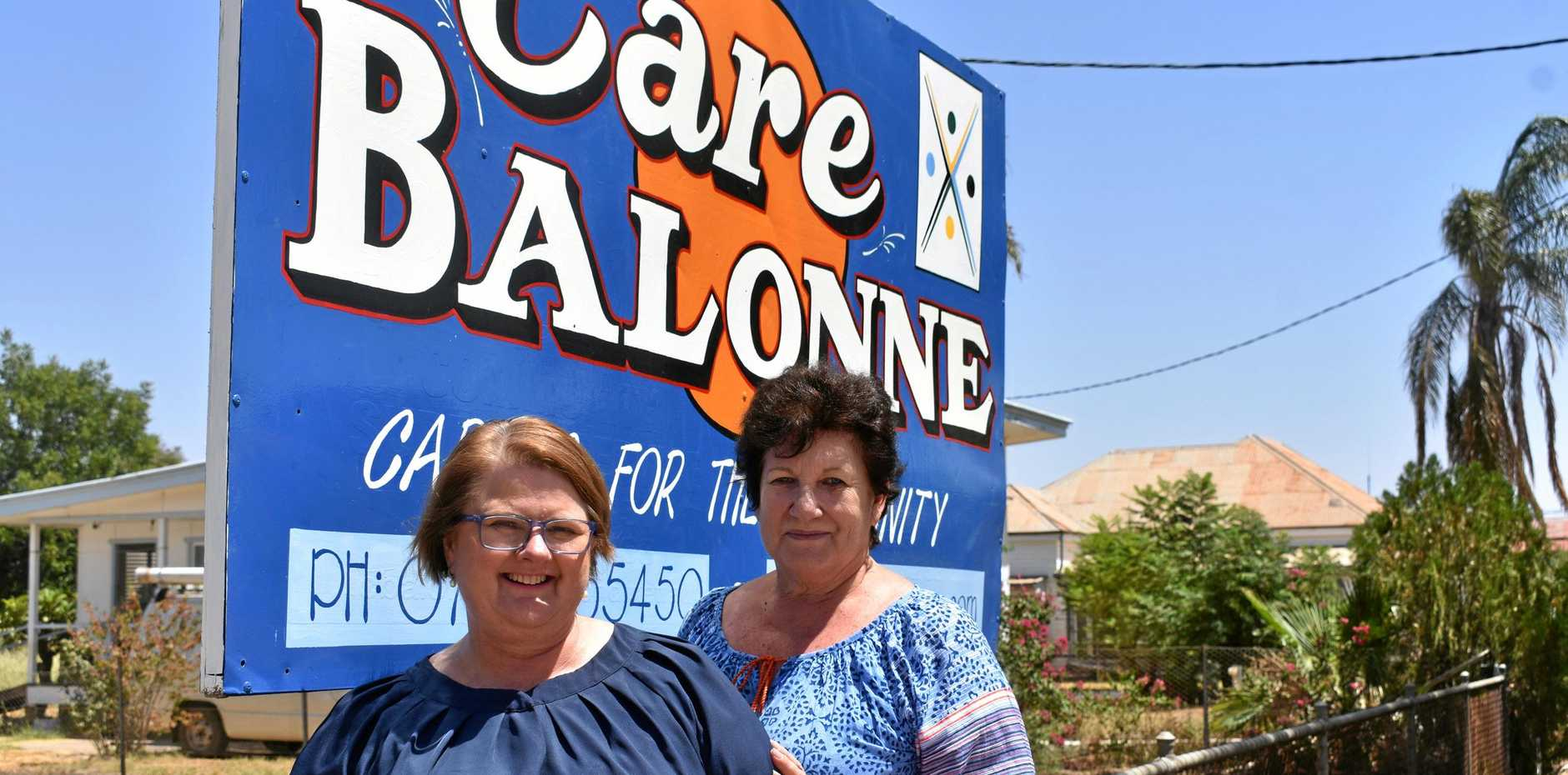 Cathy Claxton and Robyn Fuhrmeister from Care Balonne will work with Balonne Shire Council to welcome migrant families to the shire.