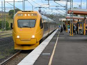 Minister: drop in Gympie train passengers a win for region