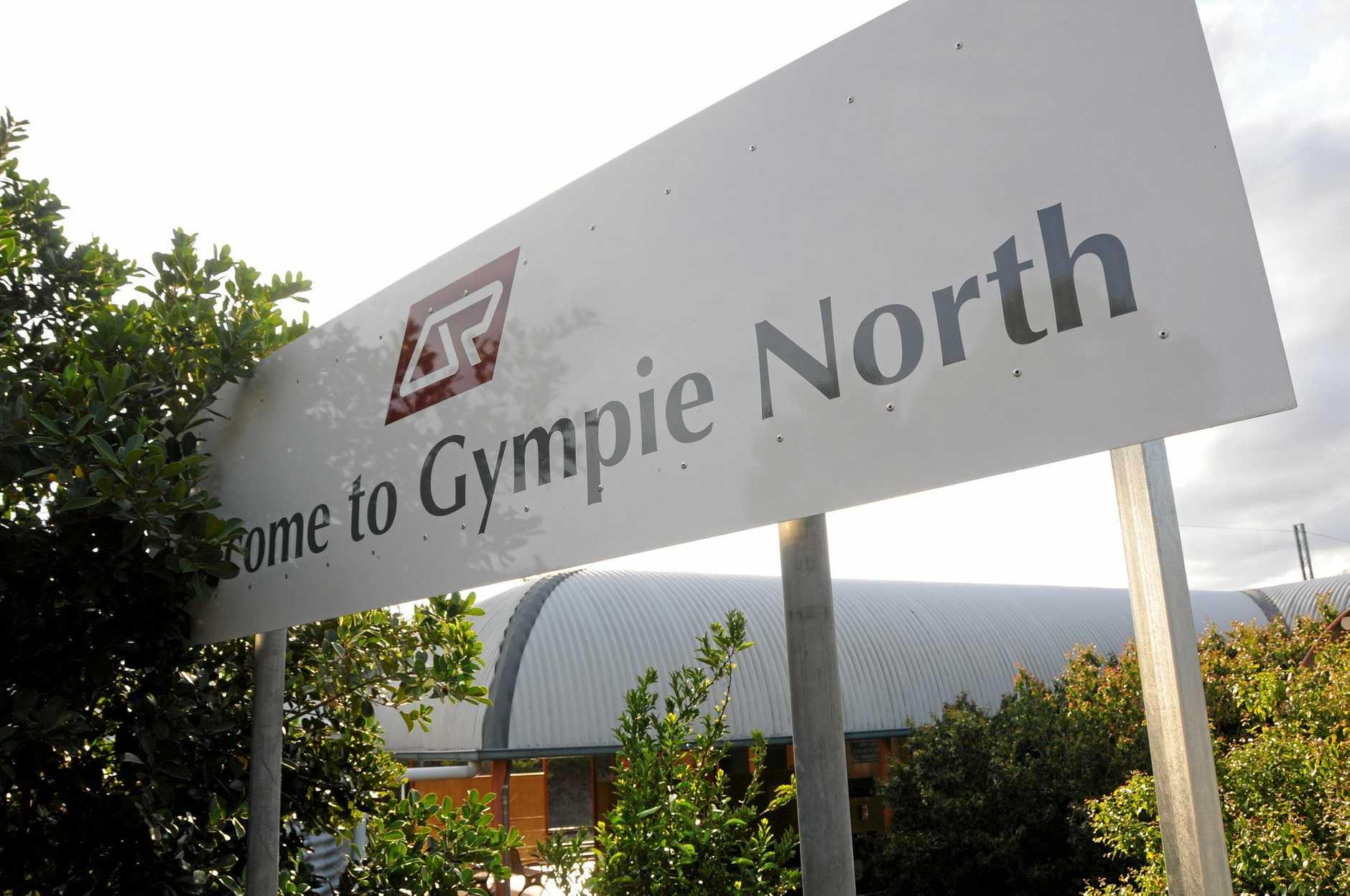 Gympie North Railway station