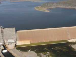 Sunwater, govt quiet on Paradise Dam insurance question