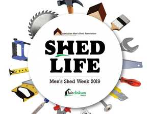 All hail all things Men's Sheds