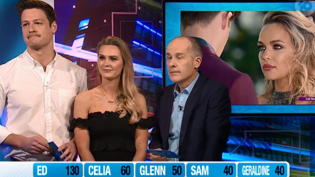 Matt and Chelsie copped a grilling on HYBPA.