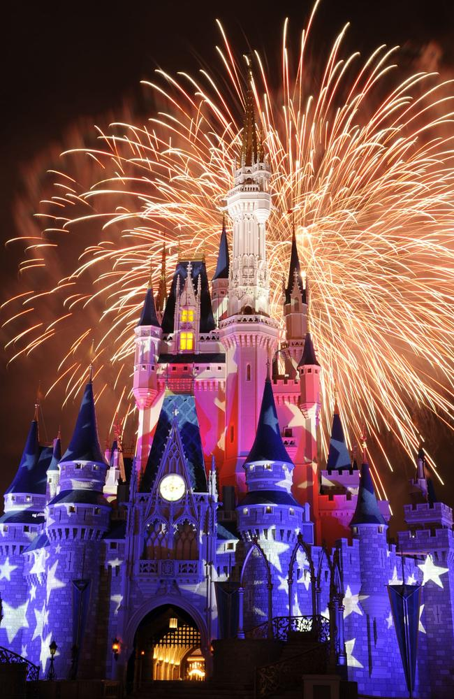 It's known as 'the most magical place on earth' but working at Disney World can be tough on staff. Picture: Disney Parks