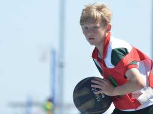 PHOTOS: Junior Mackay netballers put on a show