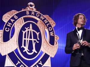Brownlow winner an extraordinary loser