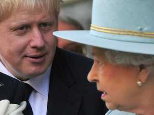 Johnson slammed for 'lying to Queen'
