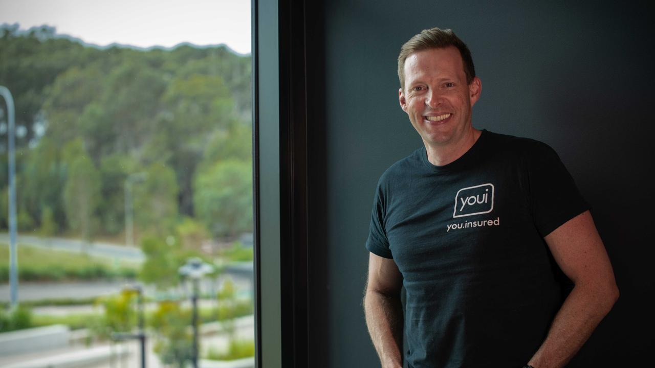 Hugo Schreuder, Youi CEO.