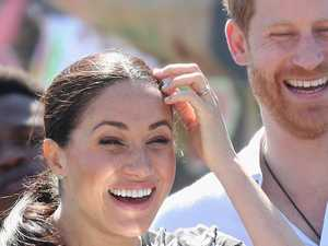 James Weir recaps Meghan and Harry in South Africa