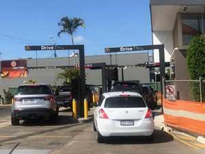 New dual-lane drive-through opens at city McDonald's