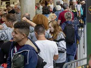 150,000 stranded in airport 'carnage'