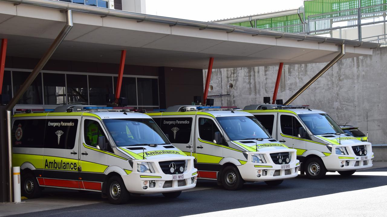 RAMPING: A family has spoken about a 15 hour wait time in Rockhampton Base Hospital's Emergency Department on Monday.