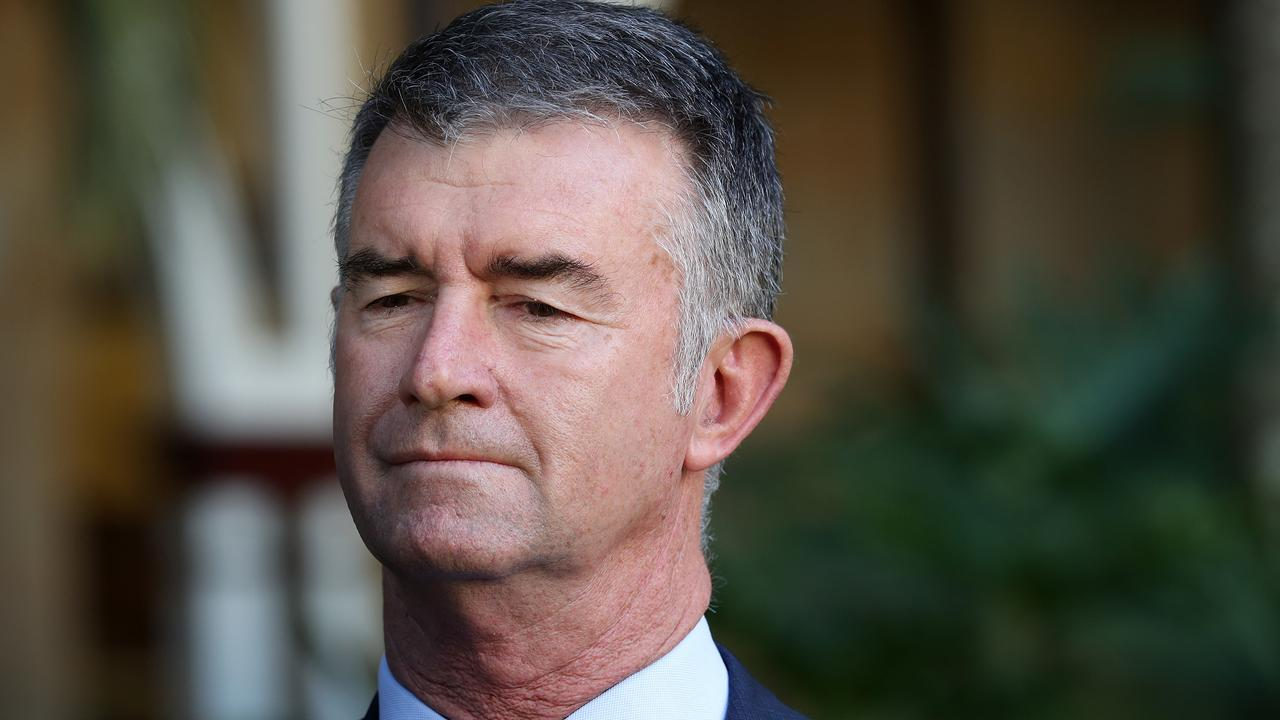 Deputy Opposition Leader Tim Mander. Picture: Tara Croser