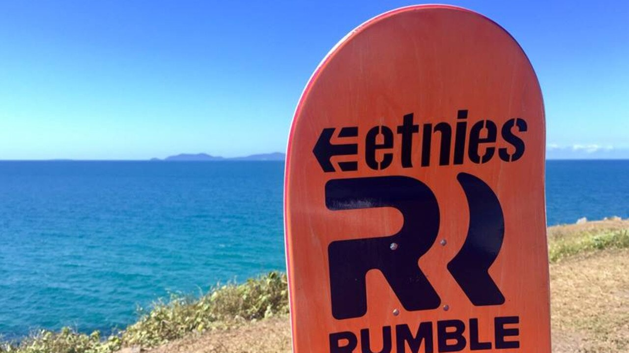 Check out the inaugural Etnies Rumble on the Reef skateboard festival at the Sugar Bowl Skatepark in Mackay.
