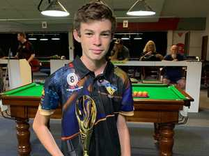 Dual crowns for Browne at championship