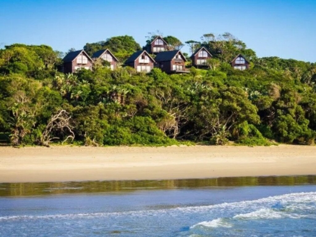 The Hluleka Nature Reserve on South Africa's Wild Coast is a popular tourist attraction. Picture: TripAdvisor