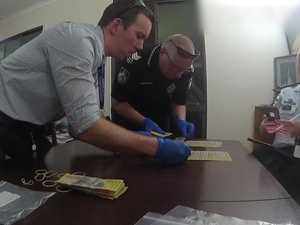Drug and cash seizure, Pialba