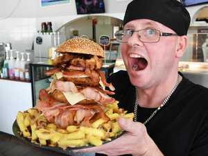 Monster Burger Challenge