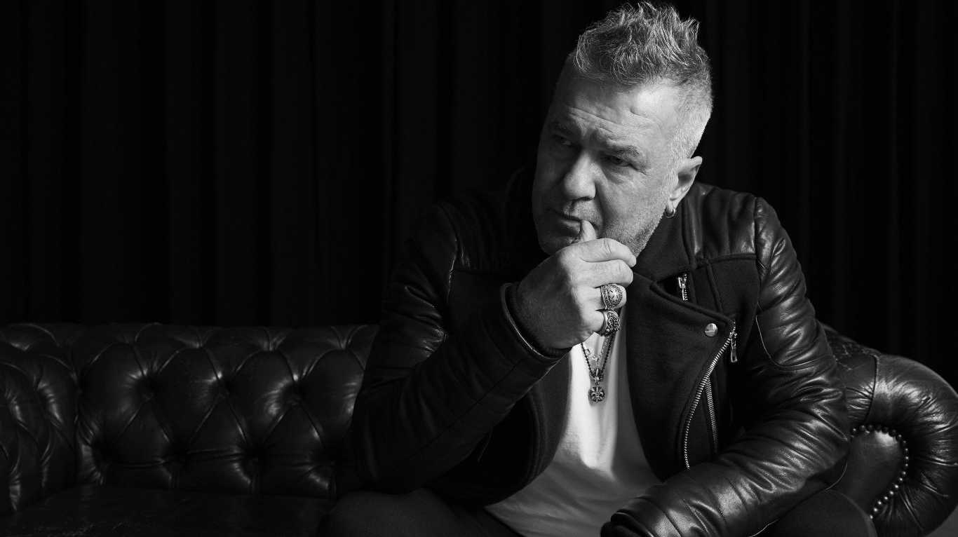 JIMMY BARNES: The legendary rocker will be heading to Toowoomba in October as part of his Your Town tour.