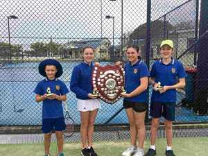 Clarence schools take the court for Dudley Jones Shield