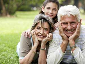 Caring for grandkids and maintaining family harmony