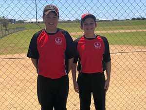 Two Nanango boys strike out at state championships