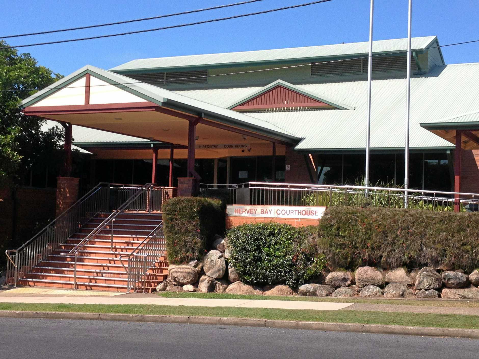 Hervey Bay courthouse.