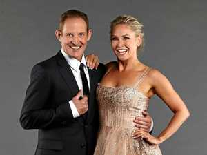 Dancing duo reunites for a good cause