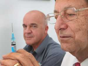 Flu shot saved man's life from heart attack