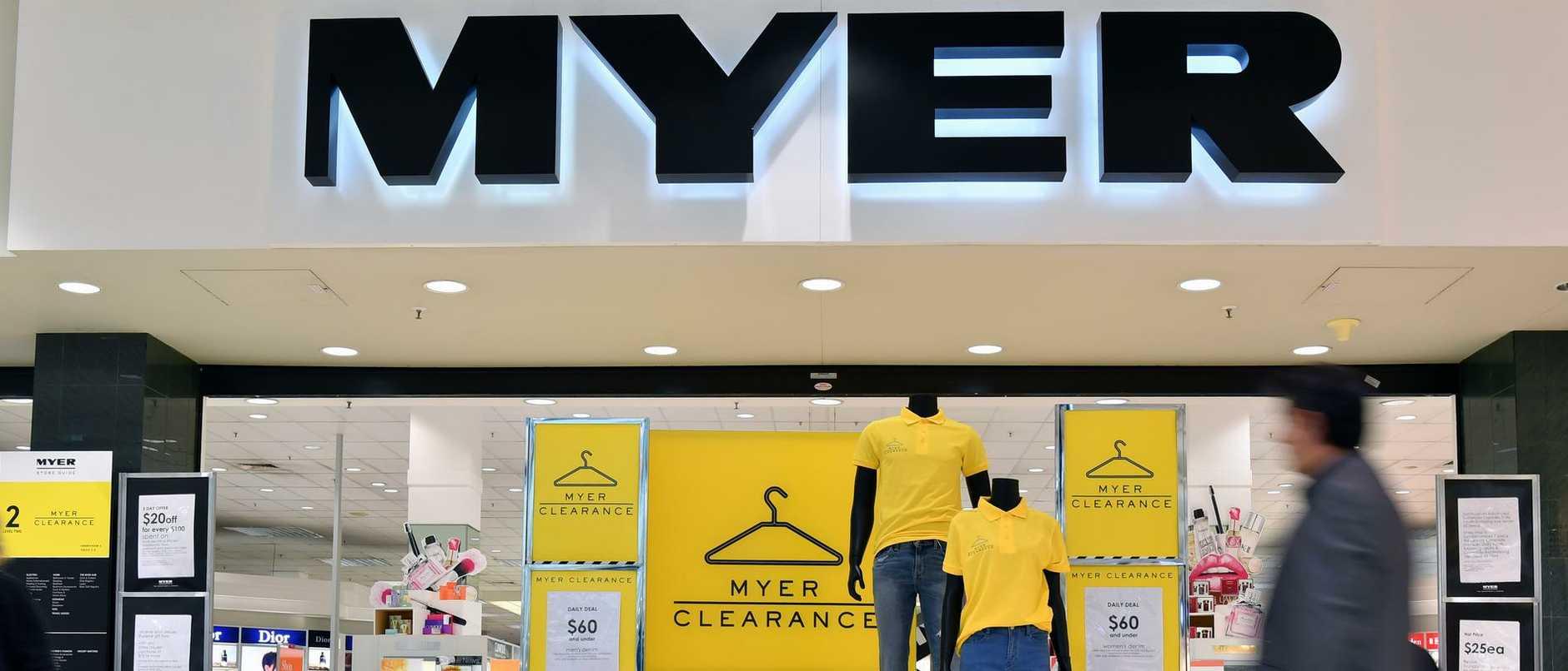 Discount Myer opens in Roselands