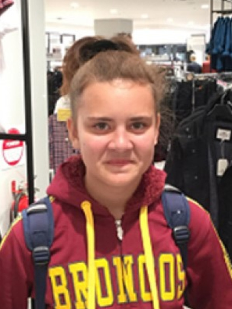 The girl was last seen on Friday, September 20. Photo: Contributed