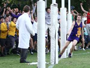 Greene heroics etched in school footy folklore